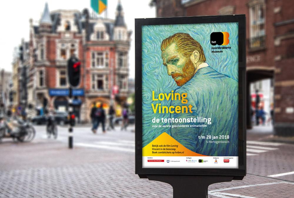 Loving Vincent - Het Noordbrabants Museum 's-Hertogenbosch
